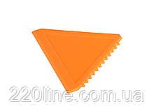 Скребок для стекла MASTERTOOL треугольный 110 мм 84-0013