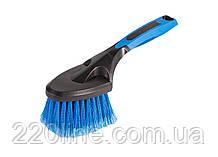 Щетка для мытья авто MASTERTOOL 80х100 мм L 250 мм 84-0015