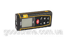Дальномер лазерный MASTERTOOL 0.05-60 м 2 мм/м чехол 30-0960