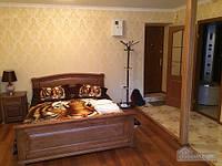 Квартира в приятных тонах и с большой кроватью, Студио (97886)