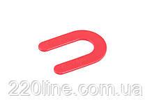 Підкова для плитки MASTERTOOL 1.5 мм 50 шт 81-0651