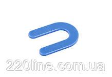 Підкова для плитки MASTERTOOL 2.5 мм 50 шт 81-0653