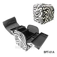 Профессиональный сумка для мастеров маникюра и визажа    BPT-01A