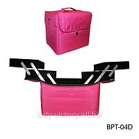 Профессиональная сумка для мастеров маникюра и визажа  BPT-04