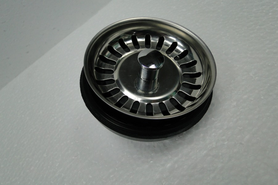 Фильтрующая сетка - заглушка для измельчителей пищевых отходов