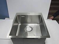 Мойка кухонная из нержавеющей стали AquaSanita Luna 100X 51x45x20