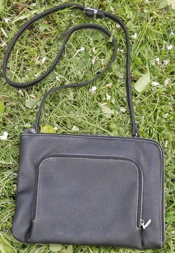 """Интересная кожаная мужская сумка для планшета до 10"""" SB 1995 840012"""