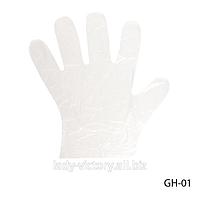 Одноразовые полиэтиленовые перчатки. GH-01A