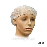 Полиэтиленовая шапочка для душа. CH-01