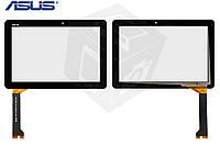 Touchscreen (сенсорный экран) для Asus MeMO Pad 10 ME102A, черный, оригинал