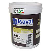 Тейде - матовая краска для стен и потолков ISAVAL 1л - до 12м2