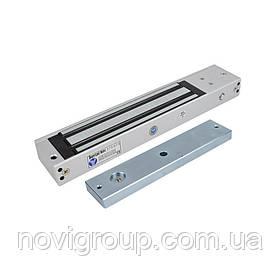 Електромагнітний замок Yli Electronic YM-280N (LED) -DS зі світловою індикацією, датчиком стану замку і дверей