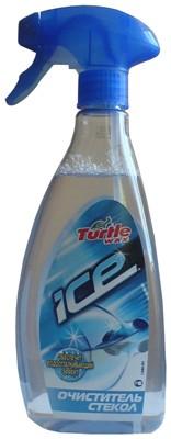 Turtle Wax АНТИДОЖДЬ Очиститель стекол  ICE