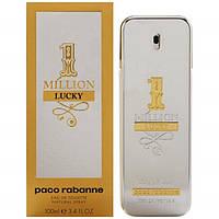 Paco Rabanne 1 Million Lucky 100 ml/мл мужские духи парфюм Пако Рабан 1 Миллион Лаки (реплика)