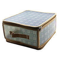 Коробка для хранения на молнии серый ESH01 M