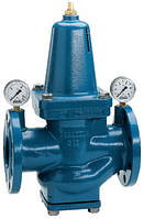 "Регулятор давления воды фланцевый в комплекте с манометрами  D15P-50A  ""HONEYWELL""  (Германия), фото 1"