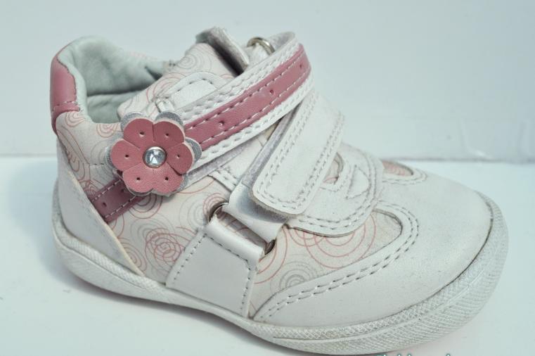Ботинки детские для девочки, 21-26