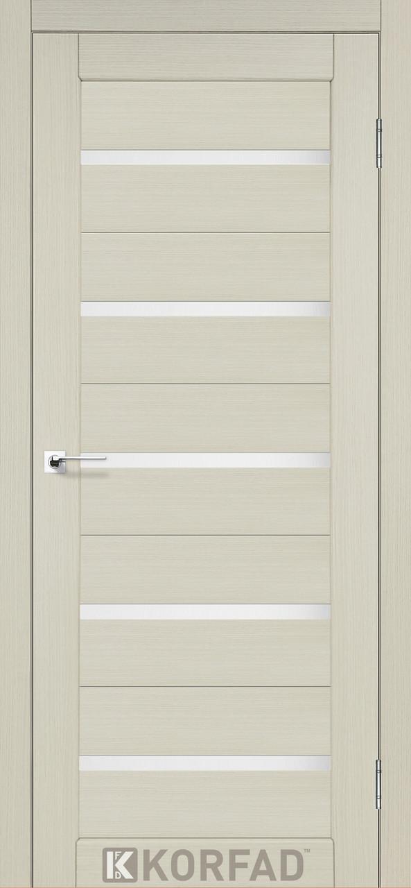 Двери Korfad PR-02 Дуб беленый