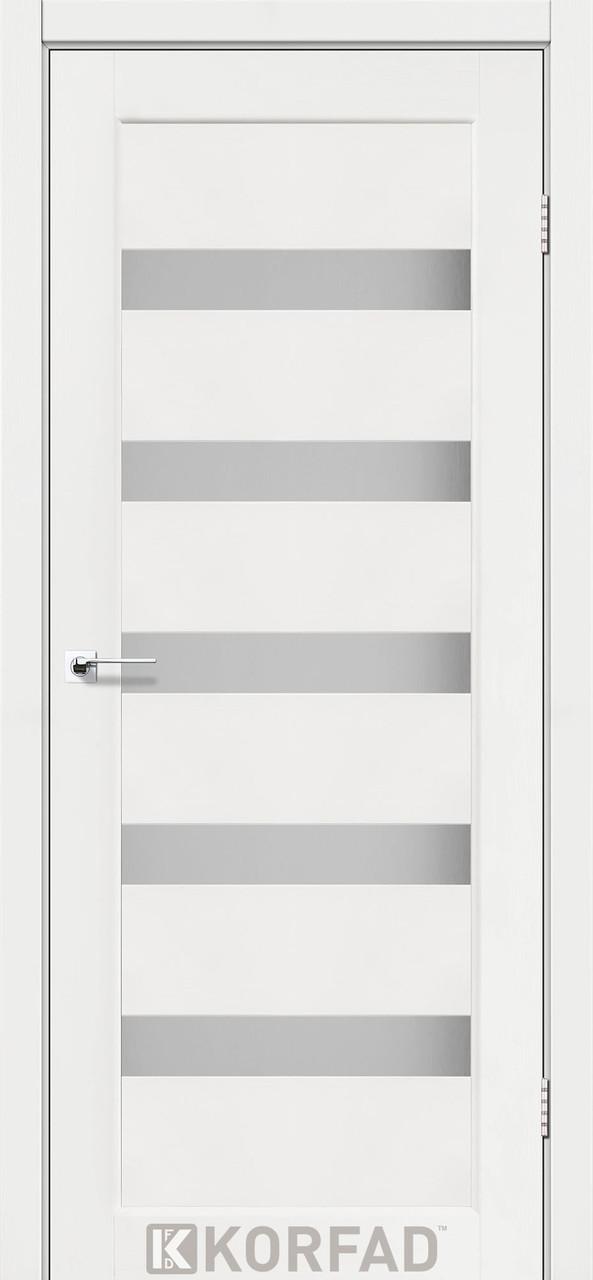 Двери Korfad PR-03 Ясень белый