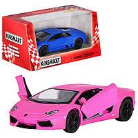 Машинка KINSMART KT 5370 W Matte Lamborghini