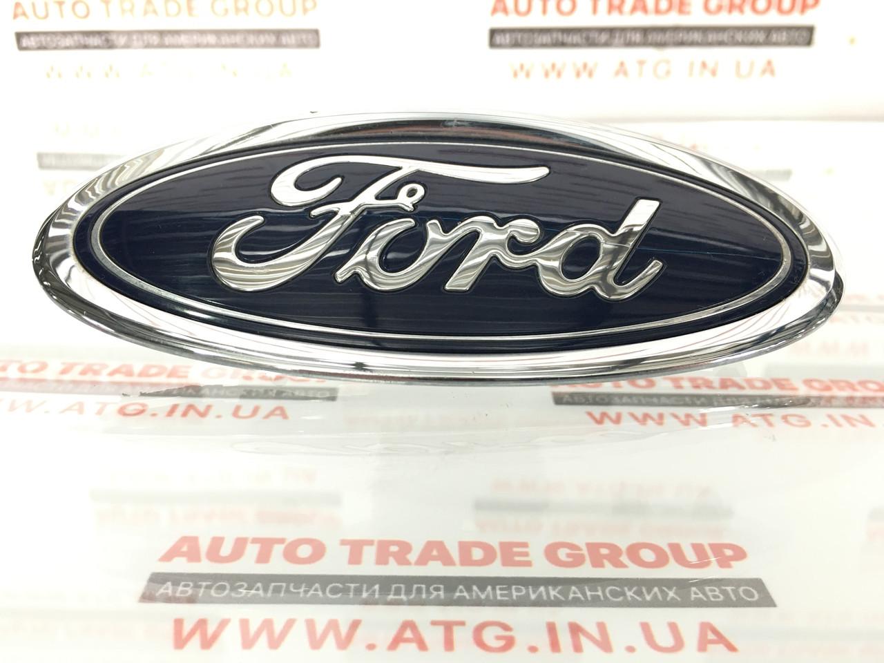 Емблема FORD переднього бампера Ford Fusion mk5 13 - DS7Z-8213-A