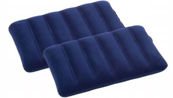 Надувной матрас 152см Bestway с двумя подушками и ВСТРОЕННЫМ насосом