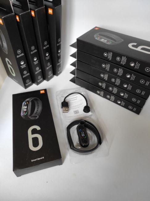 Фітнес браслет Smart Band M6