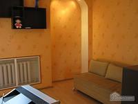 Светлая квартира в центре, 2х-комнатная (72808)