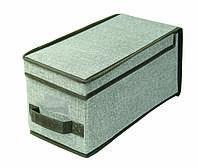 Короб складной Handy Home с крышкой, 30х15х15 см (ESH05)