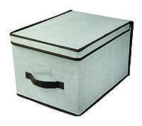 Короб складной Handy Home с крышкой, 30x40x25 см (ESH06)