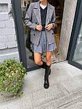 Модна Спідниця Жіноча зі складками, фото 10