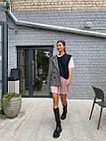 Модна Спідниця Жіноча зі складками, фото 5