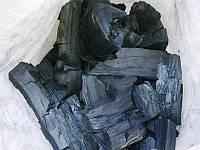 Уголь древесный фасованный в мешках 15кг.(граб, дуб) от 20т., купить Киев