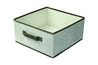 Короб складной Handy Home с крышкой, 30х30х15 см (ESH08)