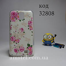 Чехол для lenovo a328 панель накладка с рисунком монро, фото 2