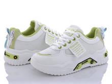 Кроссовки женские Baolikang-666 green