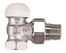 """Термостатический клапан угловой 1/2""""  ГЕРЦ-TS-90"""