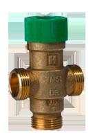 """Термостатичний змішувач для водонагрівачів (різьба 3/4"""") Honeywell (Німеччина)"""