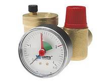 Группа безопасности системы отопления  WATTS KSG 30N (Германия) в теплоизоляции