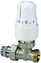 Комплект для теплого пола c прямым RTL вентилем (до 10кв.м пола) Meibes (Германия)