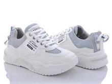Кроссовки женские Baolikang-F88 grey