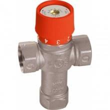 Термосмесительные клапаны ГВС Giacomini, Watts, Honeywell
