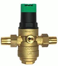 Регулятор давления со сбалансированным седлом и встроенным фильтром Honeywell D06F-1/2B
