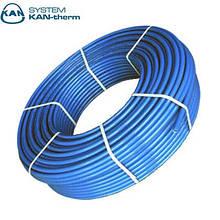 Труба для теплої підлоги KAN-therm PE-RT Blue Floor 16x2.0 з кисневим бар'єром