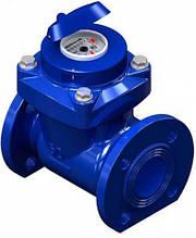 Лічильник холодної води турбінний фланцевий WPK 100, Gross R 100