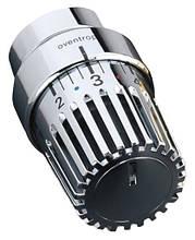 Термоголовка дизайн хром 7-28, M 30 х 1,5  UNI LH OVENTROP (ГЕРМАНИЯ)