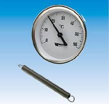 Термометр накладної (контактний) ф63/ 120 З Cewal (Італія)