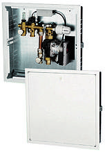Регулировочный короб для 1-2 контуров теплого пола RTL-KOMFORT  MEIBES (Германия)