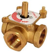 """Трехходовой смесительный клапан 3/4"""" Meibes ELOMIX EM 3-20-6 (Германия)"""