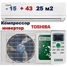 Інверторний кондиціонер LOKI Leberg LBS/LBU-LOKI 09